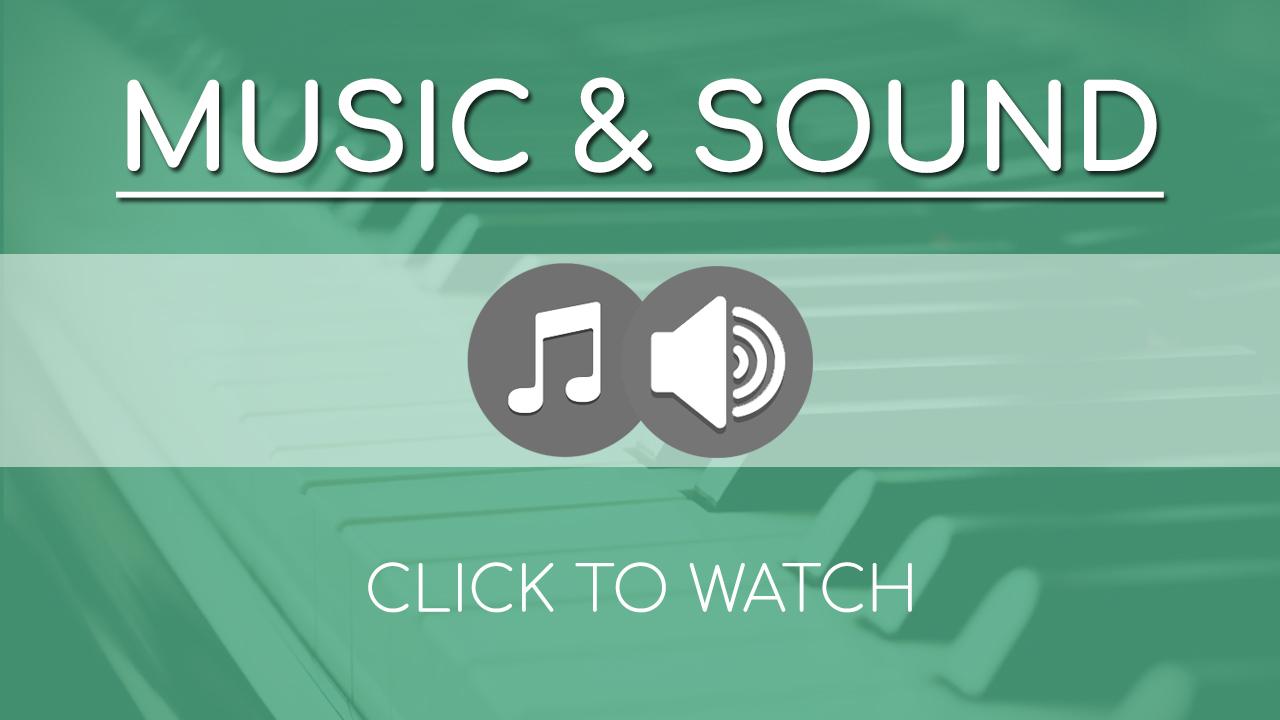 Video reel thumbnail Music Sound 08