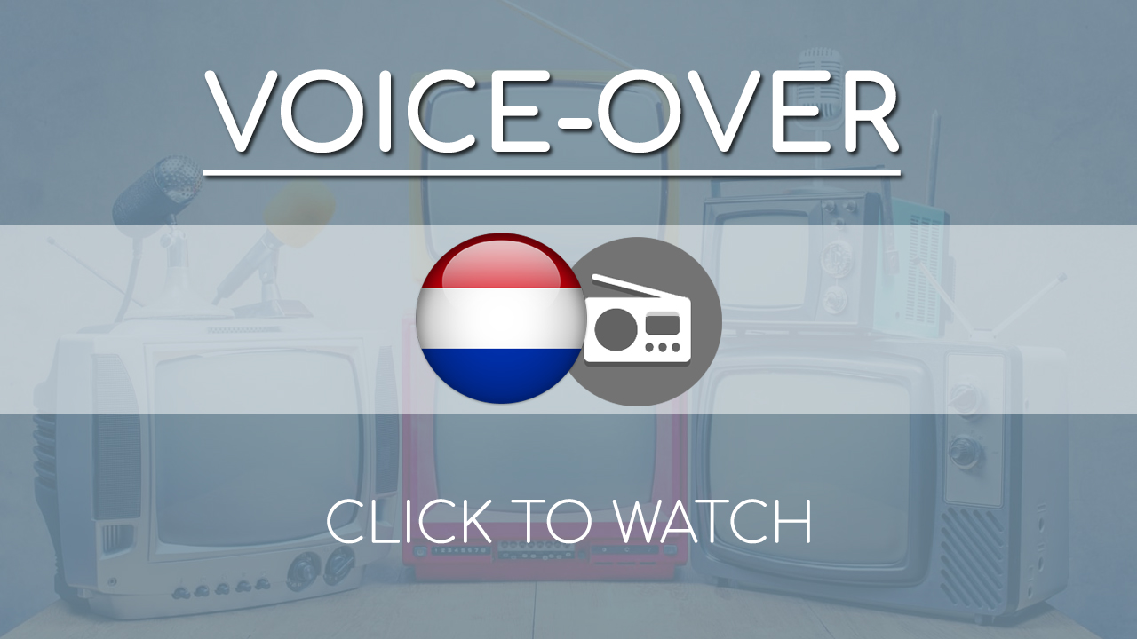 Video reel thumbnail Voice-over 09