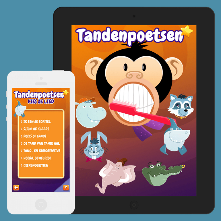 Character_Tandenpoetsen_01