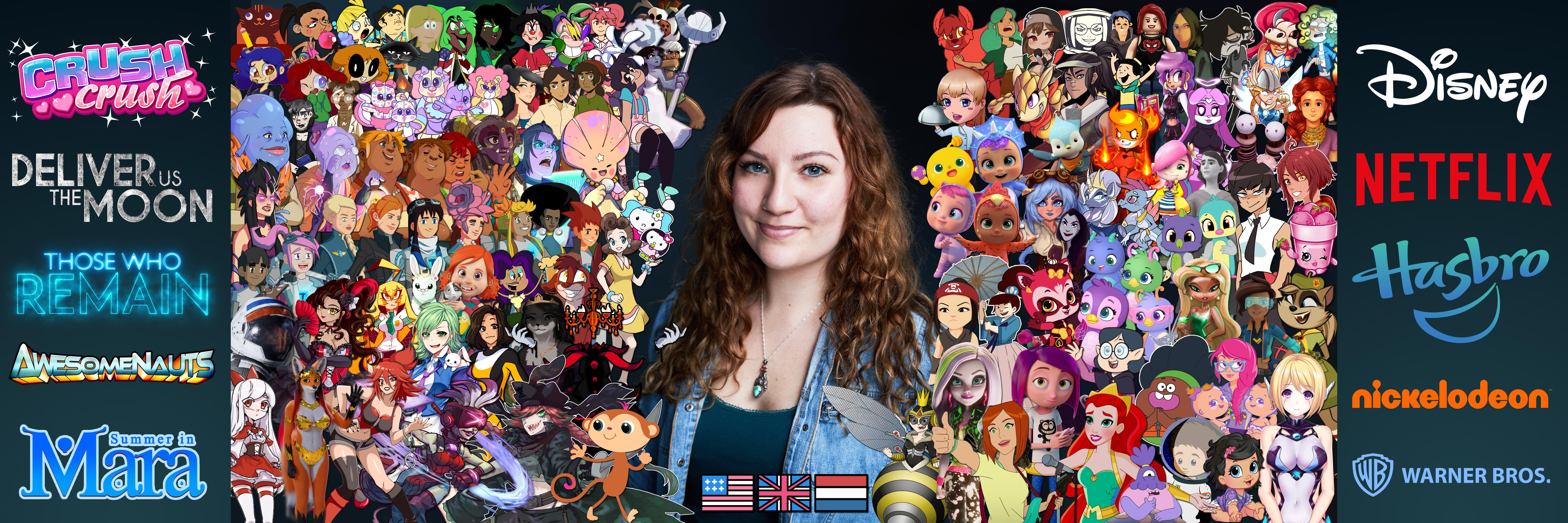 Nola Klop - Character Collage - Mobiel